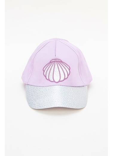 BG Baby Kız Bebek Lila Şapka 19SS0BG2058 Lila